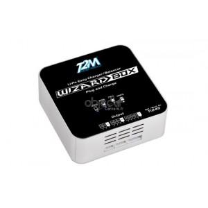 Chargeur T2M WIZARD BOX LiPo compatible 2S, 3S et 4S T1245