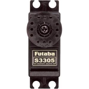 Servo FUTABA S3305 8,9KG SERVO STANDARD ANALOGIQUE