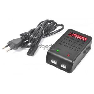 Chargeur T2M Pocket WIZARD LiPo compatible 2S et 3S T1242