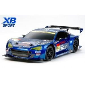 XB Subaru BRZ R&D Sport TT01ES 1/10 4WD 2,4Ghz RTR