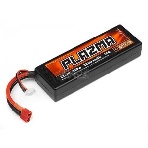 Batterie LiPo 3S 11,1V 3200mAh 35C HARD CASE HPI pour voiture