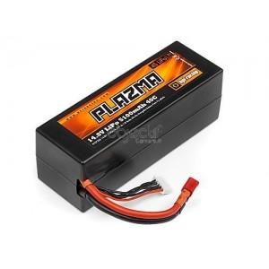 Batterie LiPo 4S 14,8V 5100mAh 40C HARD CASE HPI pour voiture