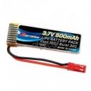 Batterie LiPo 3,7V 500mAh Carisma
