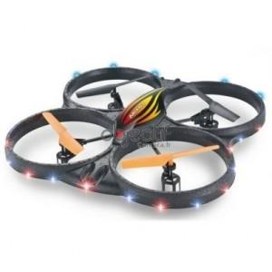 Drone X125C 6 axes GYRO caméra 2,4 Ghz RTF MODE2