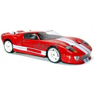 Carrosserie FORD GT40 peinte 200 mm
