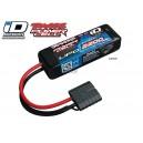 Batterie LiPo 2S 7,4V 2200mAh 25C ID pour voiture TRAXXAS 2820X