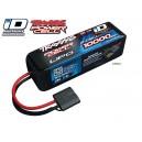 Batterie LiPo 2S 7,4V 10000mAh 25C ID pour voiture TRAXXAS 2854X
