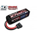 Batterie LiPo 4S 14,8V 6700mAh 25C ID pour voiture TRAXXAS 2890X