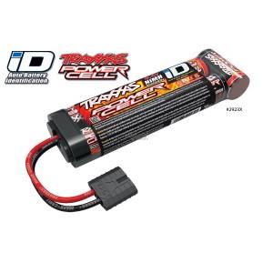 Batterie NiMH 8,4V 3000mAh ID pour voiture TRAXXAS 2923X