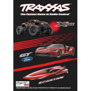 Catalogue TRAXXAS 2017
