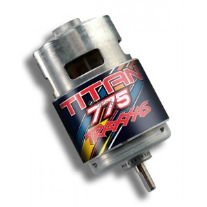 Moteur TITAN 10T 16.8V TAILLE 775 TRAXXAS 5675