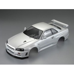 Carrosserie NISSAN SKYLINE R34 peinte 195 mm