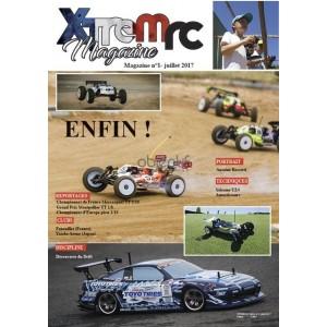 Magazine XTREMRC n°1 juillet 2017