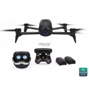 Nouveau drone PARROT BEBOP 2 POWER FPV PACK RTF
