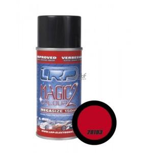 Bombe de peinture rouge 2 LRP 28103