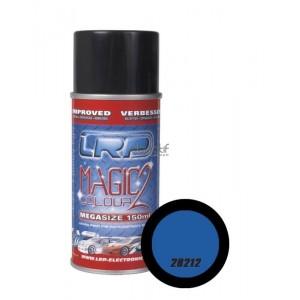 Bombe de peinture bleu impreza metal 2 LRP 28212