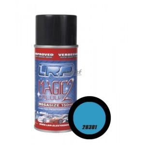 Bombe de peinture bleu lumineux 2 LRP 28301
