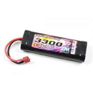 Batterie NiMH 7,2V 3300mAh T2M pour voiture