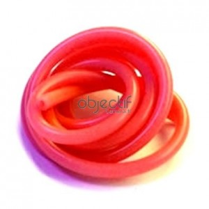 Durite essence rouge silicone 1M FAST940R