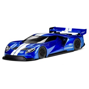 Carrosserie FORD GT non peinte 200 mm