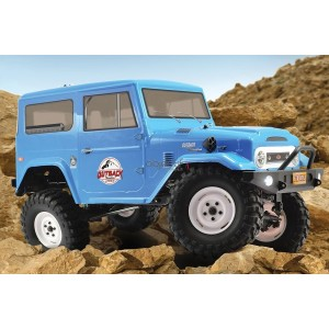 CRAWLER FTX OUTBACK TUNDRA 2.0 1/10 4WD 2,4Ghz RTR