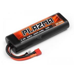 Batterie LiPo 2S 7,4V 4000mAh 20C HARD CASE HPI pour voiture