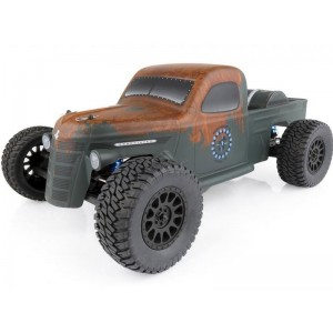 TRUCK TEAM ASSOCIATED TROPHY RAT 1/10 2WD 2,4Ghz RTR BRUSHLESS