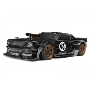 RS4 SPORT 3 RTR FORD MUSTANG 1965 HOONICORN 1/10 4WD 2,4Ghz RTR