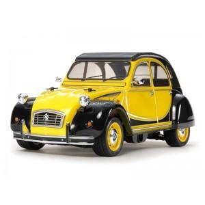 Citroën 2CV Charleston 1/10 2WD A CONSTRUIRE