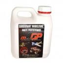 Carburant META GP pour voiture contenant 16% de nitrométhane