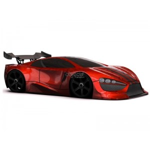 EPX2 GT HOBBYTECH 1/8 brushless version 6S RTR rouge