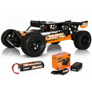 Buggy DESERT DB8SL HOBBYTECH 1/8 brushless version RTR