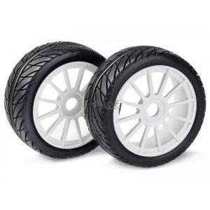 Roues piste Racing Rally 40mm (2pcs) MHDPRO