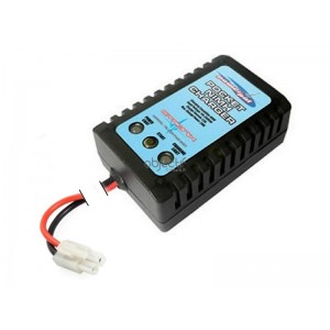 Chargeur ETRONIX 7,2V NiMH 1-8S compatible TAMIYA ET0221E