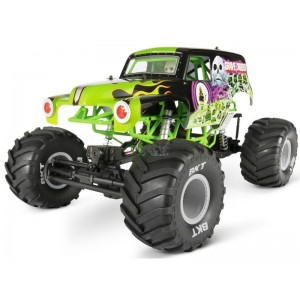 AXIAL SMT10 GRAVE DIGGER MONSTER JAM 1/10 4WD 2,4Ghz RTR