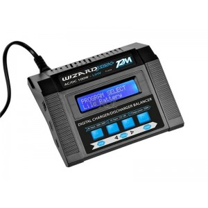 Chargeur T2M WIZARD X6S+ 100W AC/DC T1234