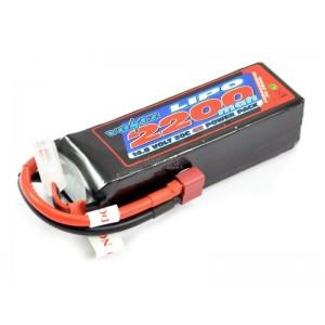 Batterie LiPo 4S 14,8V 2200mAh 30C VOLTZ