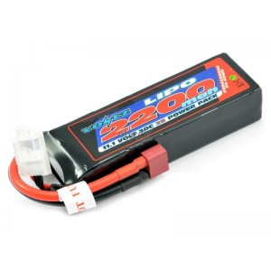 Batterie LiPo 3S 11,1V 2200mAh 30C VOLTZ