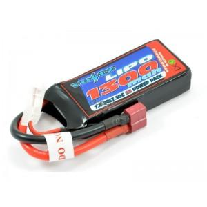 Batterie LiPo 2S 7,4V 1300mAh 30C VOLTZ
