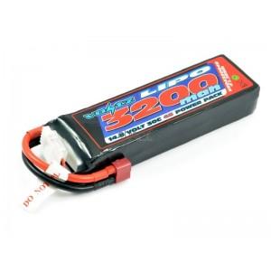 Batterie LiPo 4S 14,8V 3200mAh 30C VOLTZ