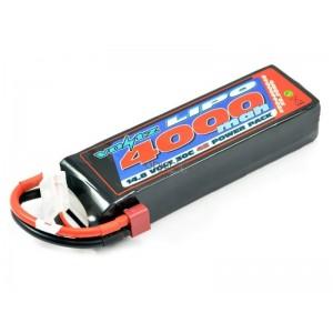 Batterie LiPo 4S 14,8V 4000mAh 30C VOLTZ