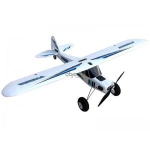 Avion de début DYNAM PRIMO TRAINER ARTF BLANC DYN8971