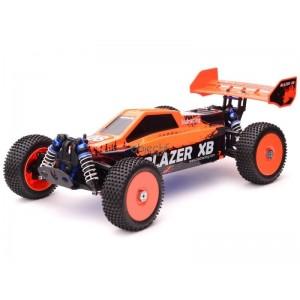 Buggy BLAZER XB BRUSHLESS 1/8 4WD 2,4Ghz RTR ORANGE