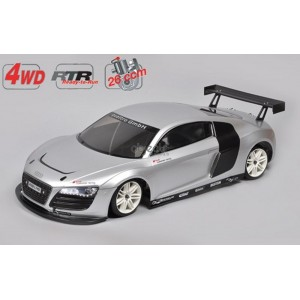 Audi R8 chassis 4WD 530 1/5 RTR