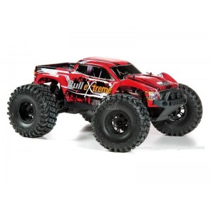 Truck BLACKBULL BULL EXTREME BRUSHLESS 1/10 4WD 2,4Ghz RTR ROUGE