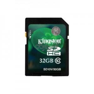Kingston SDHC 32 Go - Classe 10 (garantie à vie par Kingston)
