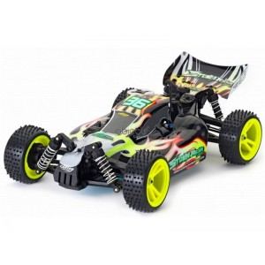 Buggy STORMRACER PRO NITRO 1/10 4WD 2,4Ghz RTR
