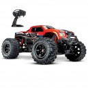X-MAXX 8S 1/5 4WD BRUSHLESS WIRELESS ID TSM TRAXXAS 77086-4-REDX