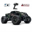 X-MAXX 8S 1/5 4WD BRUSHLESS WIRELESS ID TSM TRAXXAS 77086-4-BLK