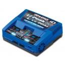 Chargeur double rapide EZ Peak LIVE DUAL AC LiPo/NiMH 200W prise TRAXXAS 2973G